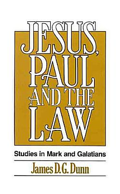 Jesus  Paul  and the Law PDF