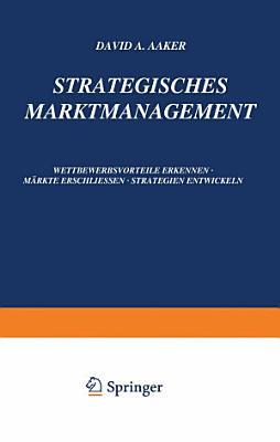 Strategisches Markt Management PDF