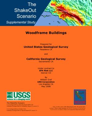The ShakeOut Scenario Supplemental Study  Woodframe Buildings PDF