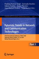 Futuristic Trends in Network and Communication Technologies PDF