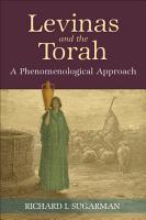 Levinas and the Torah PDF