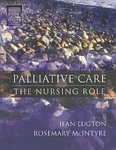 Palliative Care Book