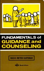 fundamentals of guidance and counseling PDF