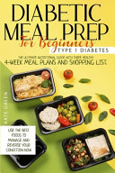 Diabetic Meal Prep for Beginners - Type 1 Diabetes