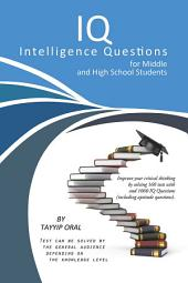 IQ Intelligence Questions for Middle and High School Students: Mathematic Logic