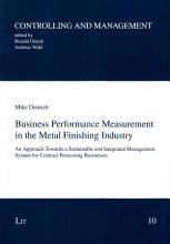 Business Performance Measurement in the Metal Finishing Industry PDF