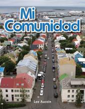 Mi comunidad (My Community)