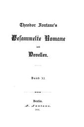 Theodor Fontane's Gesammelte Romane und Novellen: Irrungen, Wirrungen. Stine