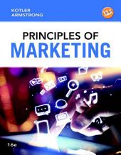 Principles of Marketing: Edition 16