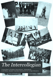 The Intercollegian: Volume 34