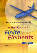 A First Course in Finite Elements PDF