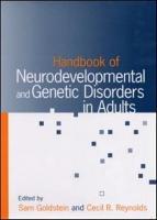 Handbook of Neurodevelopmental and Genetic Disorders in Adults PDF