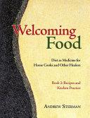 Welcoming Food  Book 2