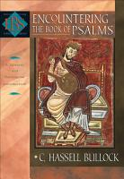 Encountering the Book of Psalms PDF