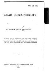 Secular Responsibility