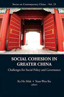Social Cohesion in Greater China PDF