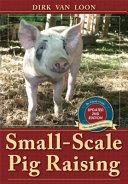 Small Scale Pig Raising