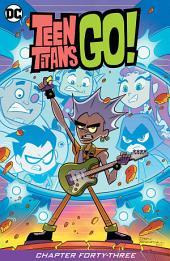 Teen Titans Go! (2013-) #43