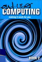 End user computing book 2 PDF