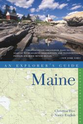 Explorer's Guide Maine (Seventeenth Edition): Edition 17