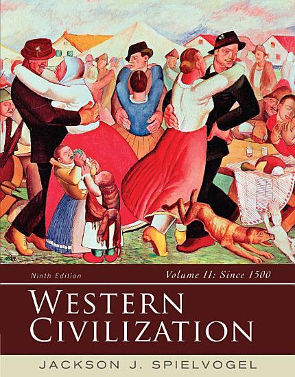 Western Civilization  Volume II  Since 1500 PDF