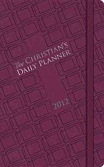 Christians Daily Planner 2012