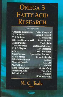 Omega 3 Fatty Acid Research PDF