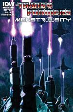 Transformers: Monstrosity #12