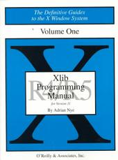 XLIB Programming Manual, Rel. 5