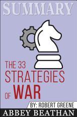 Summary of The 33 Strategies of War by Robert Greene PDF