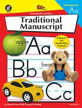 Traditional Manuscript, Grades K - 6
