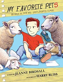 My Favorite Pets Book