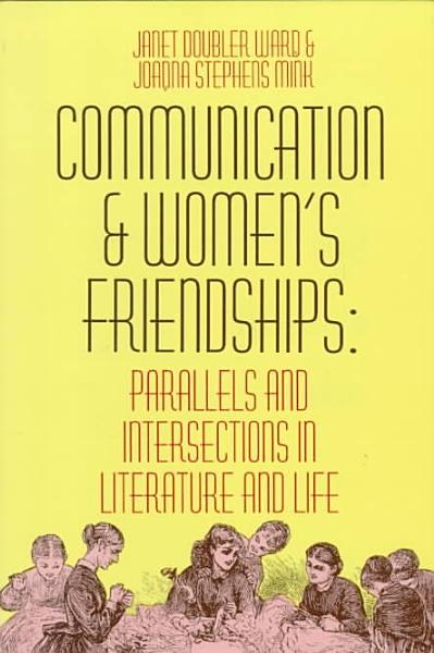 Communication And Womens Friendships