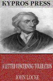 A Letter Concerning Toleration