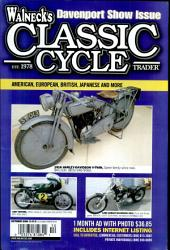 WALNECK'S CLASSIC CYCLE TRADER, OCTOBER 2006