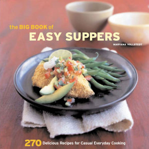 The Big Book of Easy Suppers Book