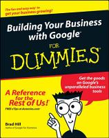 Building Your Business with Google For Dummies PDF