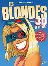 Les Blondes en 3D: Volume 2