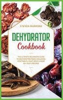 Dehydrator Cookbook PDF