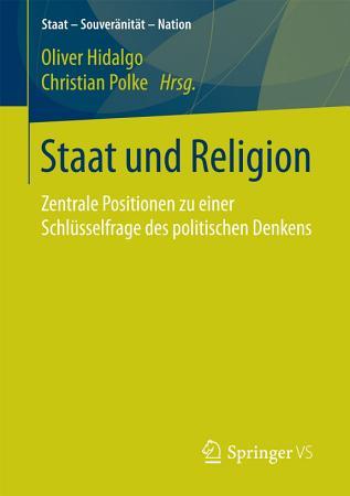 Staat und Religion PDF