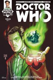 Doctor Who: The Eleventh Doctor #3.8: Fooled Part 1