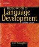 Introduction to Language Development PDF