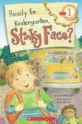 Ready For Kindergarten Stinky Face  Book PDF