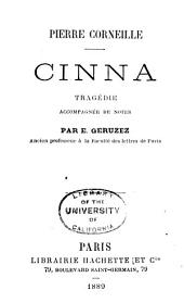 Cinna; tragedie