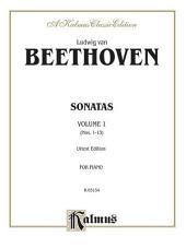 Sonatas (Urtext), Volume I: Nos.1-15