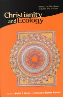 Christianity and Ecology