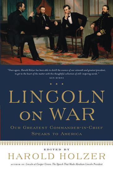 Lincoln on War PDF