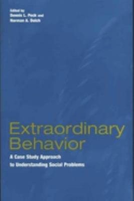 Extraordinary Behavior