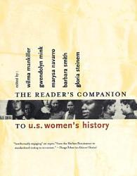 The Reader S Companion To U S Women S History Book PDF