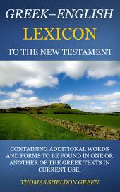 Greek-English Lexicon: Volume 2, Part 1